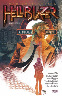 HELLBLAZER 13 - HAUNTED