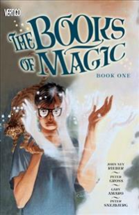 THE BOOKS OF MAGIC 01