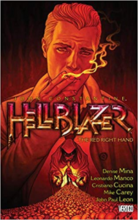 HELLBLAZER 19 - THE RED RIGHT HAND