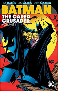 BATMAN - THE CAPED CRUSADER VOLUME 01