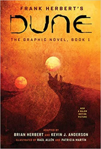 DUNE - THE GRAPHIC NOVEL - PART 1