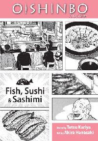 OISHINBO A LA CARTÉ 04 - FISH, SUSHI & SASHIMI