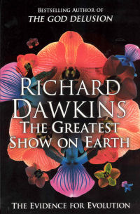 THE GREATEST SHOW ON EARTH - THE EVIDENCE FOR EVOLUTION (PB)