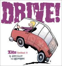 ZITS SKETCHBOOK 14 - DRIVE!