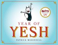 MUTTS - YEAR OF YESH