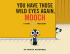 MUTTS - YOU HAVE THOSE WILD EYES AGAIN, MOOCH