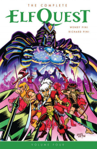 THE COMPLETE ELFQUEST VOL. 4