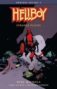 HELLBOY OMNIBUS 02 - STRANGE PLACES
