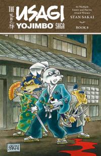THE USAGI YOJIMBO SAGA - BOOK 8
