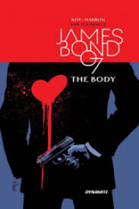 JAMES BOND 007 - THE BODY