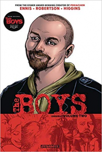 THE BOYS OMNIBUS VOLUME 2