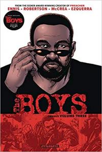 THE BOYS OMNIBUS VOLUME 3