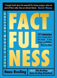 FACTFULNESS - FULL COLOUR EDITION
