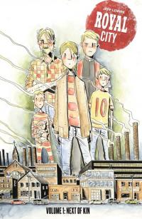 ROYAL CITY 01 - NEXT OF KIN
