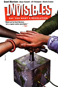THE INVISIBLES 01 - SAY YOU WANT A REVOLUTION