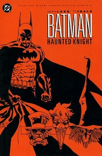 BATMAN - HAUNTED KNIGHT