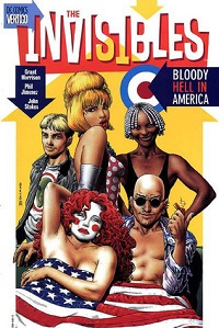 THE INVISIBLES 04 - BLOODY HELL IN AMERICA