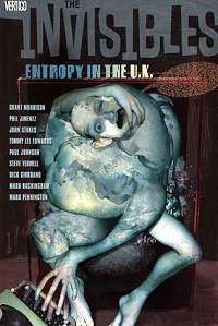 THE INVISIBLES 03 - ENTROPY IN THE U.K.