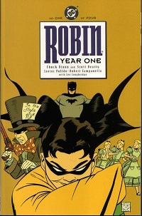 ROBIN - YEAR ONE