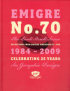 EMIGRE NO. 70 - THE LOOK BACK ISSUE