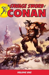 THE SAVAGE SWORD OF CONAN 01