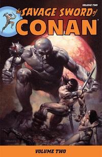 THE SAVAGE SWORD OF CONAN 02