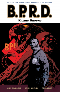 B.P.R.D. 08 - KILLING GROUND