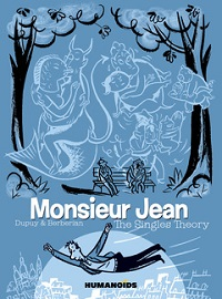 MONSIEUR JEAN - THE SINGLES THEORY
