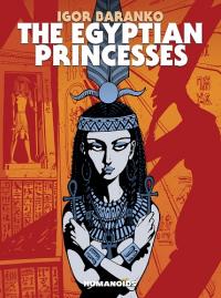 THE EGYPTIAN PRINCESSES