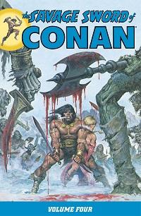 THE SAVAGE SWORD OF CONAN 04