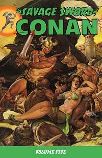 THE SAVAGE SWORD OF CONAN 05