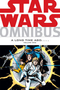 STAR WARS OMNIBUS - A LONG TIME AGO... 01