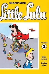 LITTLE LULU - GIANT SIZE 02