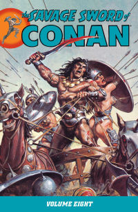 THE SAVAGE SWORD OF CONAN 08
