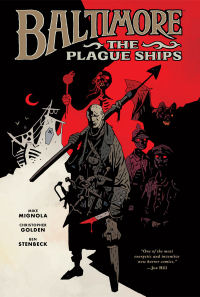 BALTIMORE 01 - THE PLAGUE SHIPS