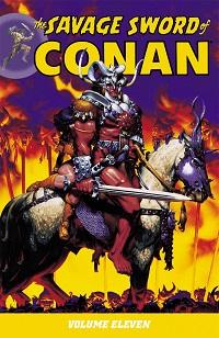 THE SAVAGE SWORD OF CONAN 11