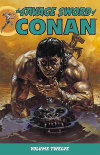 THE SAVAGE SWORD OF CONAN 12