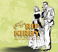 RIP KIRBY - COMPLETE COMIC STRIPS 1948-1951