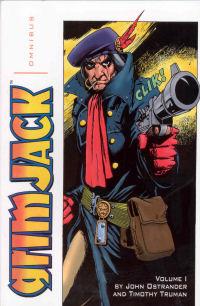 GRIMJACK OMNIBUS 01