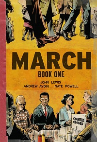 MARCH - BOOK 1