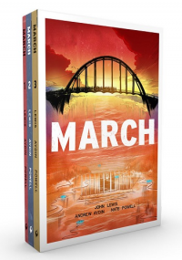 MARCH - TRILOGY SLIPCASE SET