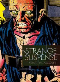 THE STEVE DITKO ARCHIVES 01 - STRANGE SUSPENCE