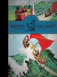 PRINCE VALIANT 1943-1944
