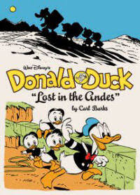 CARL BARKS (US) 01 - DONALD DUCK - LOST IN THE ANDES