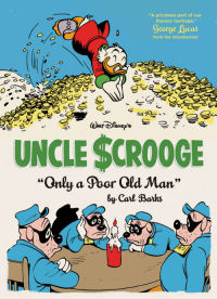 CARL BARKS (US) 02 - UNCLE SCROOGE - ONLY A POOR OLD MAN