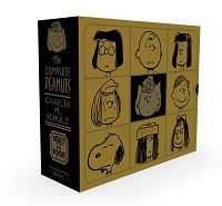 THE COMPLETE PEANUTS BOX 10 - 1987-1990