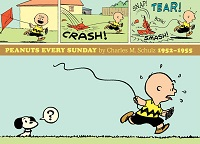 PEANUTS EVERY SUNDAY - 1952-1955