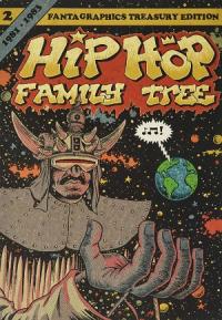 HIP HOP FAMILY TREE VOL. 2 - 1981-1983