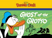 DONALD DUCK - GHOST OF THE GROTTO