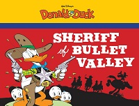 DONALD DUCK - SHERIFF OF BULLET VALLEY